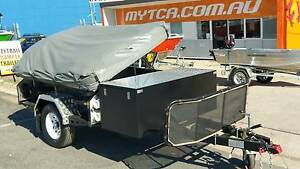 2017 Ezytrail Buckland LX MII Camper Trailer now on display ACT Fyshwick South Canberra Preview