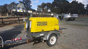 Wacker Neuson LTN6L - light tower/generator Mount Pleasant Barossa Area Preview