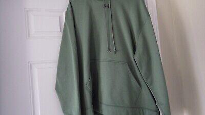 Under Armor Hoodie sweatshirt  xl Mens Green  Kangaroo pockets Green Kangaroo Hoody Sweatshirt