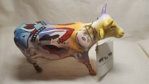 2000 Westland Cow Parade PiCOWsso New in box #9156