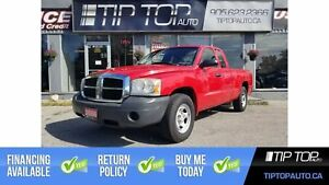 2006 Dodge Dakota ST ** Accident Free, Low Km's, Bluetooth **