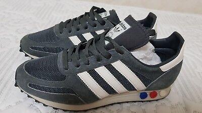 Adidas Originals Mens LA Trainer OG Trainers in Grey UK 7 SPZL SPEZIALS BNWOB