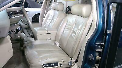 94-96 Cadillac Fleetwood Interior Seat Set (Front/Rear) Neutral Leather Power