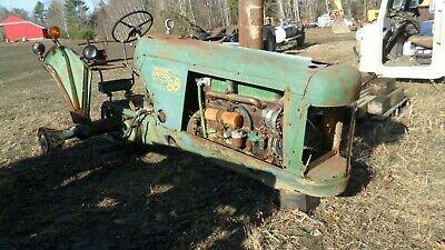 Oliver 88 Diesel Parts Tractor