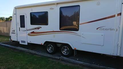 Jayco Sterling Slide Out Caravan
