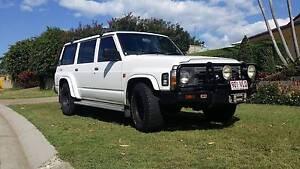 1996 Nissan Patrol Td42 reconditioned Ferny Hills Brisbane North West Preview