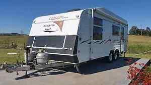 21 ft Concept Ascot caravan 2006 Bega Bega Valley Preview