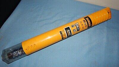 Jumbo Dewalt 1-12 X 18 X 22-12 Sds Max 4-cutter Hammer Drill Bit Dw5828