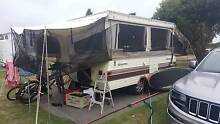 Jayco Swan 1980 New Annexe and Canvas fitted, full package Thornbury Darebin Area Preview