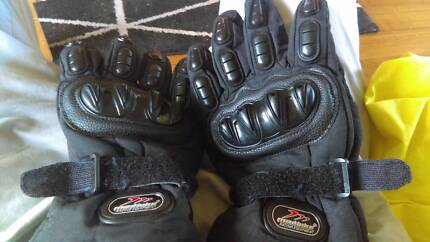 XL Motorcycle gloves