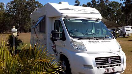 Sunliner Swift Motor Home Caloundra Caloundra Area Preview