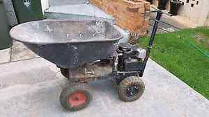 Motorised Wheelbarrow 5hp Rover Seven Hills Brisbane South East Preview