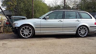 """Genuine BMW MV2 18""""  alloy wheels 5x120 E36 E46 E90 Z3 Z4 E60 E32 E34 E31 vivaro"""