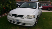 2000 Holden Astra 1.8L Coupe w/ REGO Dandenong South Greater Dandenong Preview