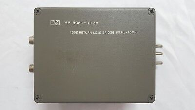 Hp5061-1135 150 Ohm Return Loss Bridge 10khz - 10mhz