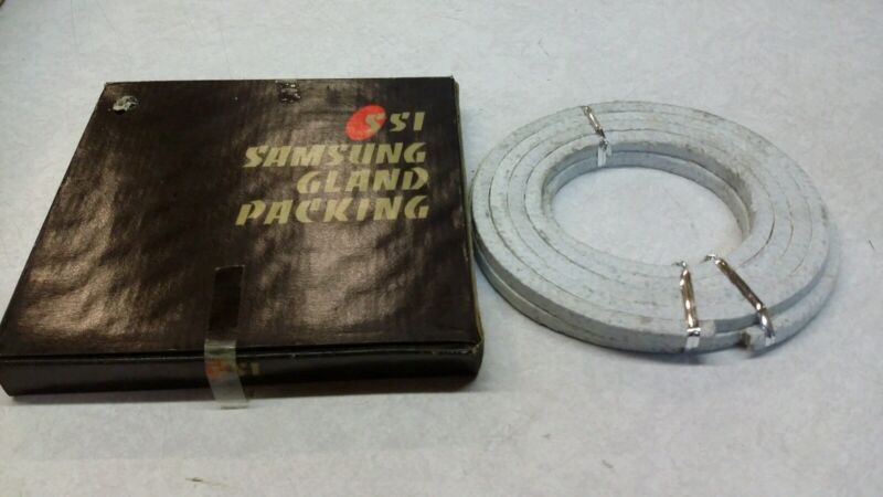 """Samsung Gland Packing Style 512 Size 1/4"""" 