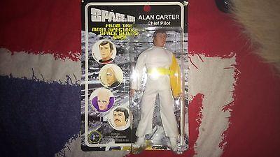 RARE!!! ALAN CARTER FIGURE SPACE 1999