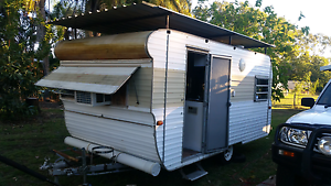 Wanted caravan.  For teenagers retreat fixer upper will be ok Rockhampton Rockhampton City Preview