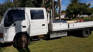 ISUZU NPR 300 DUAL CAB TRUCK Waikiki Rockingham Area Preview