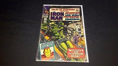 Tales of Suspense #81 - Marvel Comics - September 1966 - 1st Print - Iron Man