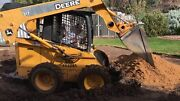 Skidsteer loader for sale, bobcat, earthmoving machinery Gawler East Gawler Area Preview