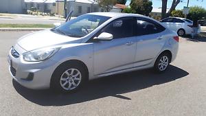 Hyundai accent sedan for sale 2012 Perth Perth City Area Preview