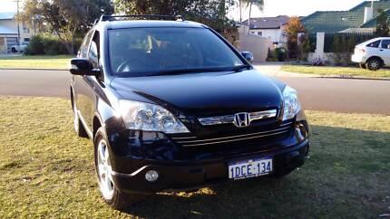 2009 Honda CRV Sport Wagon St James Victoria Park Area Preview