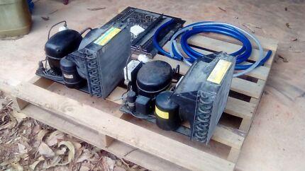 240 volt refrigeration compressors Humpty Doo Litchfield Area Preview