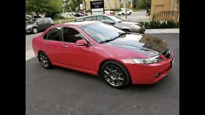 2004 Acura TSX very clean no accident must see