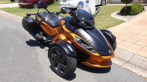 Can am Spyder Goodna Ipswich City Preview