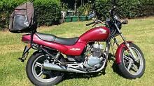 Honda CB250 2000 model Sawyers Gully Cessnock Area Preview