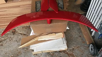 - 1995-1999 Mitsubishi Eclipse OEM 3Pcs REAR WING SPOILER W/BRACKETS