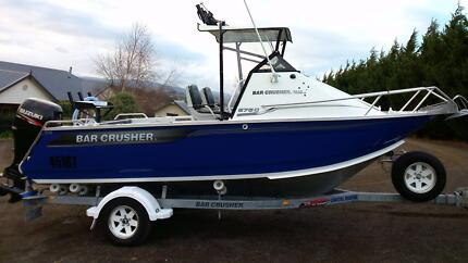 2011 BAR CRUSHER 575C - PRICE REDUCED! Blackstone Heights Meander Valley Preview