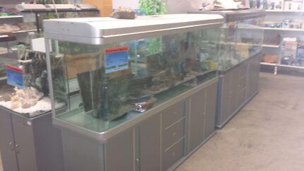 Aquarium & Cabinet Brand New Wattle Grove Kalamunda Area Preview