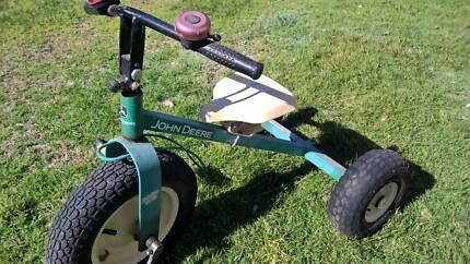 John Deere Mighty Trike Bike  kids suits 3year old onwards - 5271 Naracoorte Naracoorte Area Preview