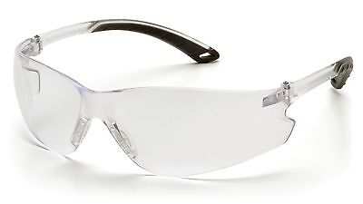 Pyramex Itek Safety Glasses Clear Anti Fog Lens 12 Pack S5810st