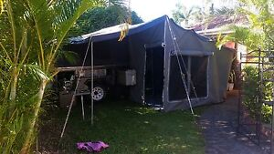 Camper trailer off-road Palm Beach Gold Coast South Preview