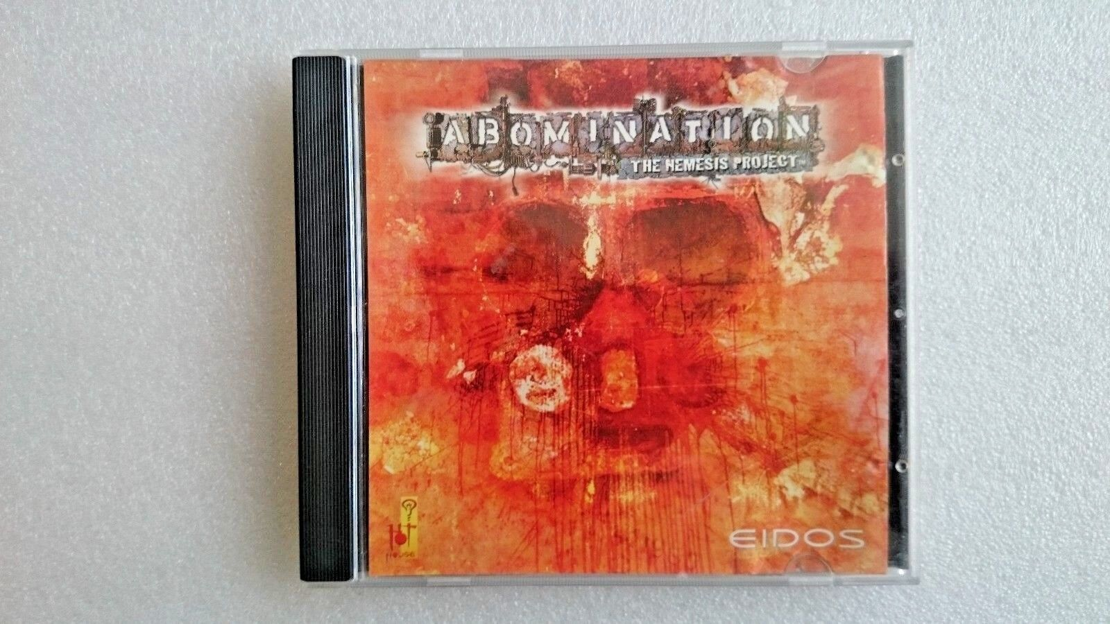 Abomination The Nemesis Project (PC, 1999)