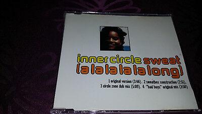 Inner circle / Sweat a la la la la long - Maxi