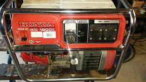 Honda generator Camden Camden Area Preview