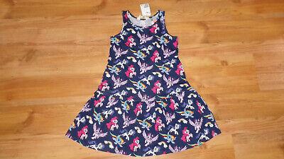 y Sommerkleid Gr. 134 - 140 Traum Mädchen MLP Kleid bunt NEU (Kleid Mlp)