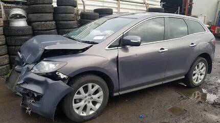 Mazda CX-7 2008 turbo - Now Wrecking - Parts Only