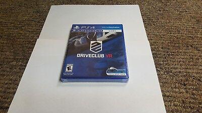 DriveClub VR (Sony PlayStation 4, 2016) Drive Club new, usado comprar usado  Enviando para Brazil