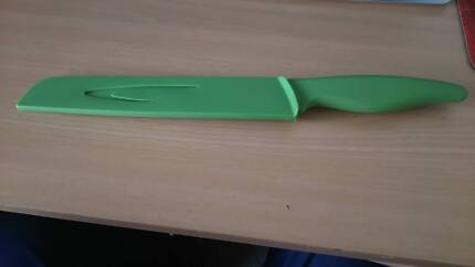 Benzer - Bread Knife Green