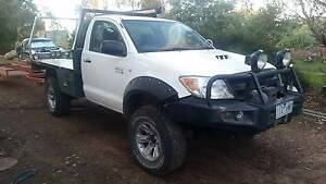 2008 Toyota Hilux Ute Longwood Strathbogie Area Preview