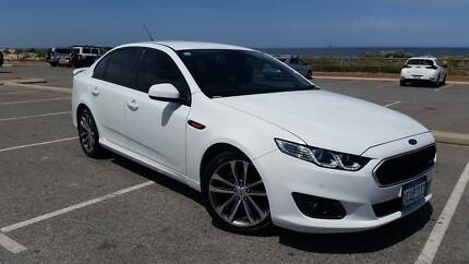(LPG) 2014/15 Ford Falcon FGX - XR6 Lpi Sedan Scarborough Stirling Area Preview