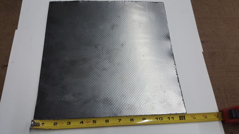 "Reinforced Graphite Composite Cylinder Head Gasket Sheet 1/8 x12""x12"""