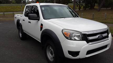 2010 FORD RANGER CREW CAB 4X4 AUTOMATIC 3.0 TURBO DIESEL Rochedale South Brisbane South East Preview