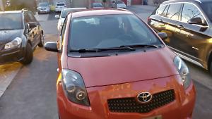 2007 Toyota Yaris CE Hatchback