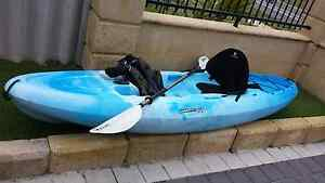 Kayak fishing Marangaroo Wanneroo Area Preview